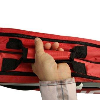 badminton racket bag backpack for 6 rackets - intl - 5