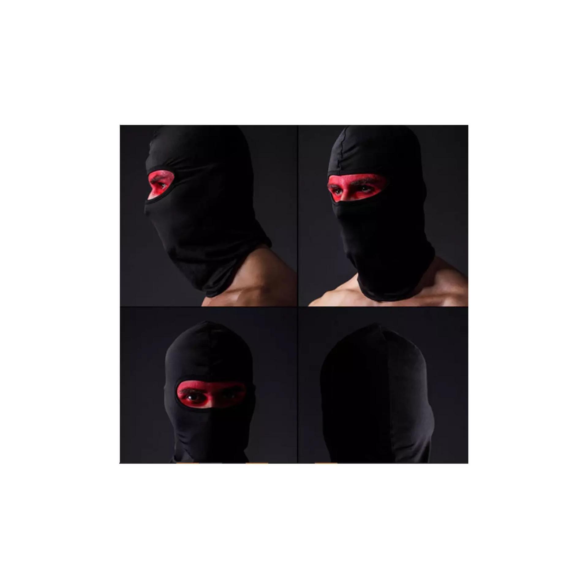 Balaclava Alphinesar Full Face Original (Masker Motor, SarungKepala, Ninja,