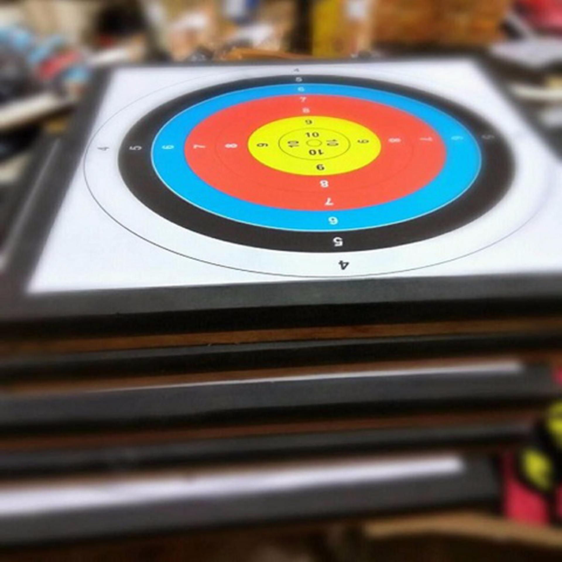Bantalan Target Panahan Archery Kuat ...