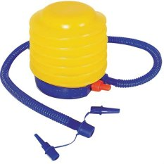 Bestway Air Pump Pompa Kaki untuk Balon Pelampung Ban Renang Kasur Angin(Kuning)