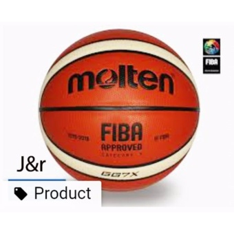 BOLA BASKET MOLTEN KULIT GG7X ALL NEW