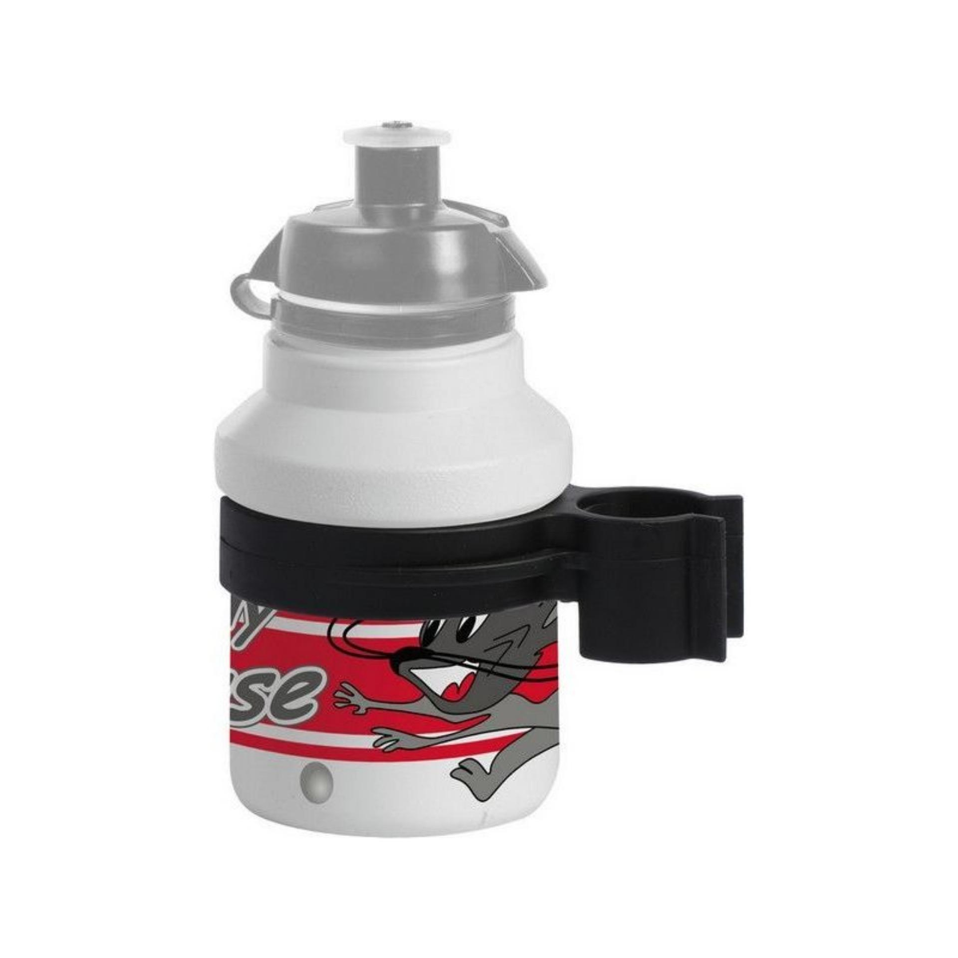 Botol Minum Polisport Speedy Mouse 300ML With Holder - Red