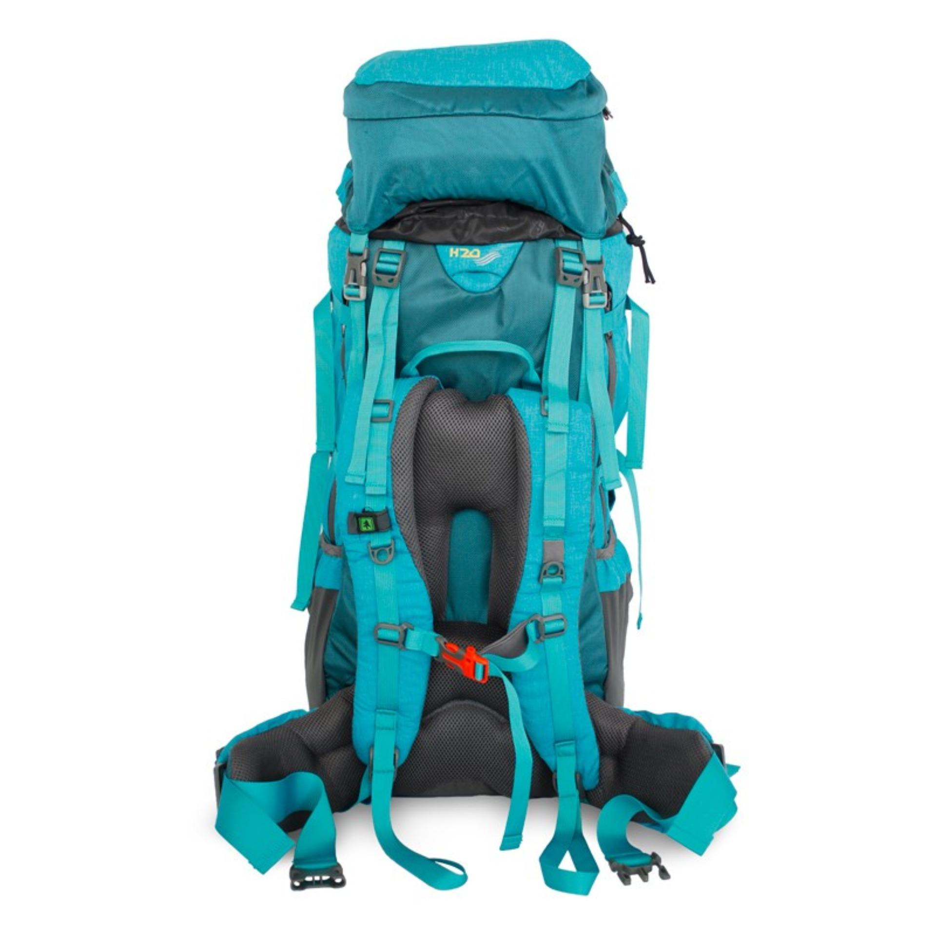Consina Expedition 80l Merah Backpackranseltas Gunungcarier Daftar Backpack Harbour Carrier Bering 60 L