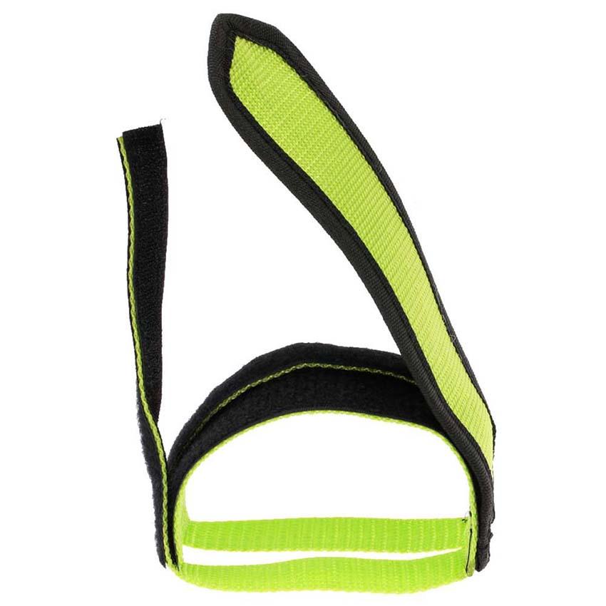 Cocotina Fixie BMX sepeda pancalan kaki penjepit tali perekat tali ikat pinggang hijau .