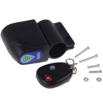 ... DEcTionS - Alarm Sepeda Remote Anti Maling - Hitam - 3 ...