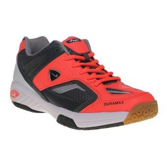 Eagle Metro Sepatu Badminton - Crms-Grey