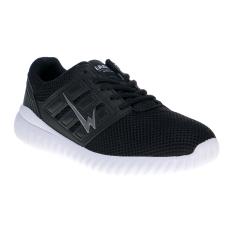 Eagle Starwalker Sepatu Lari - Black