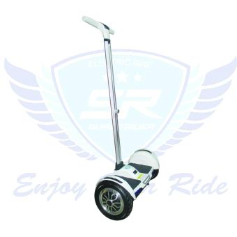harga Free Ongkir - Jabodetabek - Total Fitness - Mini Segway SR-222 Putih - Hover Board - Two Wheel Balance Lazada.co.id