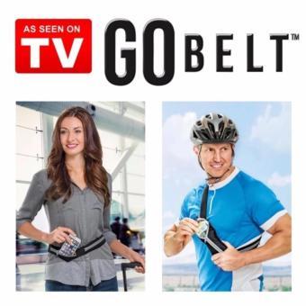 GO BELT Tas Joging Lari Olahraga Jogging Model Ikat Pinggang Multifungsi