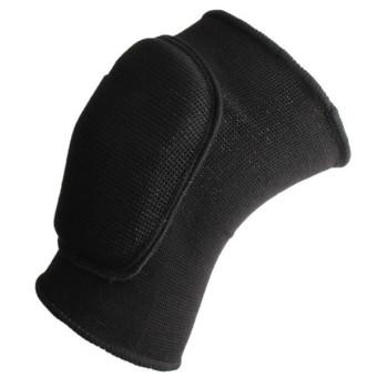 ... Hang-Qiao Knee Pads Guard Protector (Black) - 5
