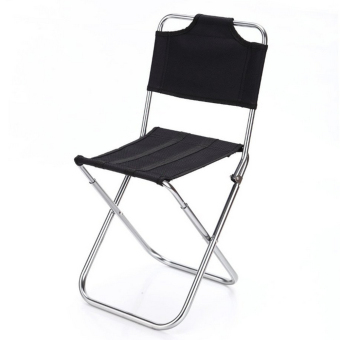 Portable Outdoor Fishing Folding Chairs For Garden Picnic Camping - intl