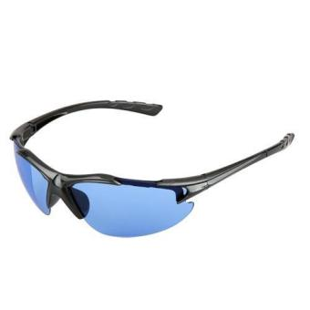 Harga WiseBuy Blue Lens Sports Lab Safety Glasses Specs Eyes Protection