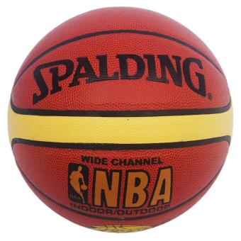 Tigaduasatu Bola Basket Spalding - Orange