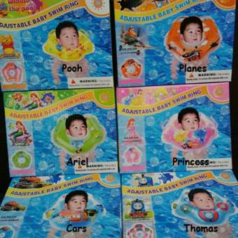 Harga Neck Ring - Balon Renang