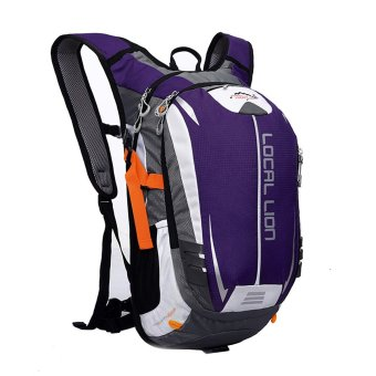 Harga Local Lion Outdoor Sports Cycling Hiking Daypack 18L - intl
