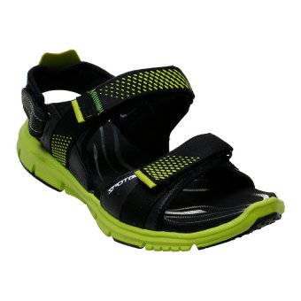 Harga Spotec Trooper Sendal Hiking - Black-Citron