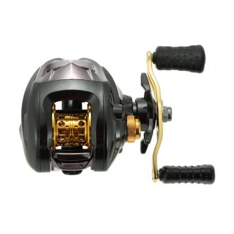 Harga 12+1 Ball Bearings Fishing Reel 6.3:1 Gear Ratio Bait Casting Reel Right Handed Fishing Reel Magnetic Braking System High Speed Fish Reel - intl