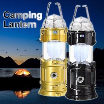 Harga Lentera Disco Besar Jumbo Camping 4in1 : Lentera, Lampu Disco, Senter & Power Bank - SH-5901