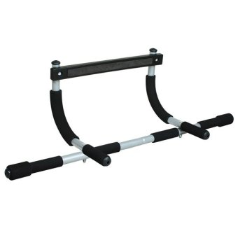 Harga Whiz Iron Gym Fitness Pull Up Bar Body Gym - Alat Fitness Portable