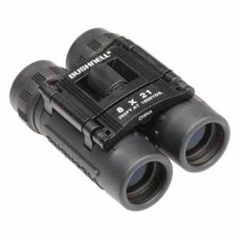 Harga Teropong Bushnell Moncular 8 x 21 Black Power View Hiking Camping Outdoor Adventure - Hitam