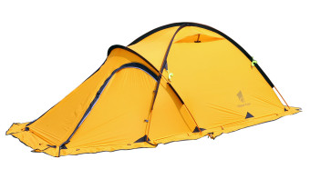 Harga GEERTOP 2-persons 4-seasons Camping Alpine Tent For Backpacking Hiking Climbing Light weight - With Living Room - Yellow