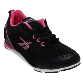 Harga Spotec Cloud Walking Shoes - Black/Hot Pink