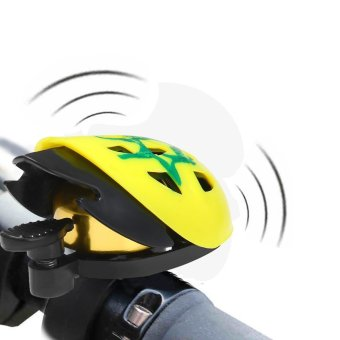 Helm Sepeda berbentuk pegangan Bell untuk bar luar ruangan