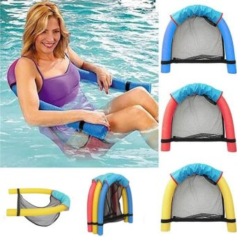 Harga Creative Swimming Seat Pool Recreation Water Floating Funny Recreation - intl