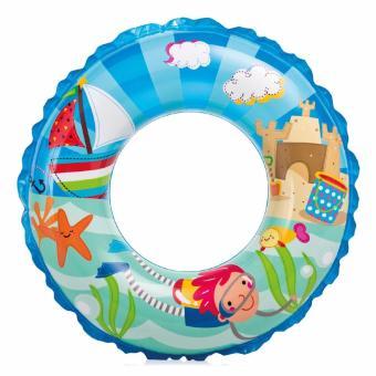 Intex Swim Ring Diving 61cm (Biru) Ban Pelampung Renang Anak