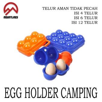 Pencarian Termurah Emyli Kotak telur isi 15 Grid Egg Box Egg Case - PINK harga penawaran. Source · Isi 4 Tempat Telur Egg Holder Bahan Tebal Packing Aman