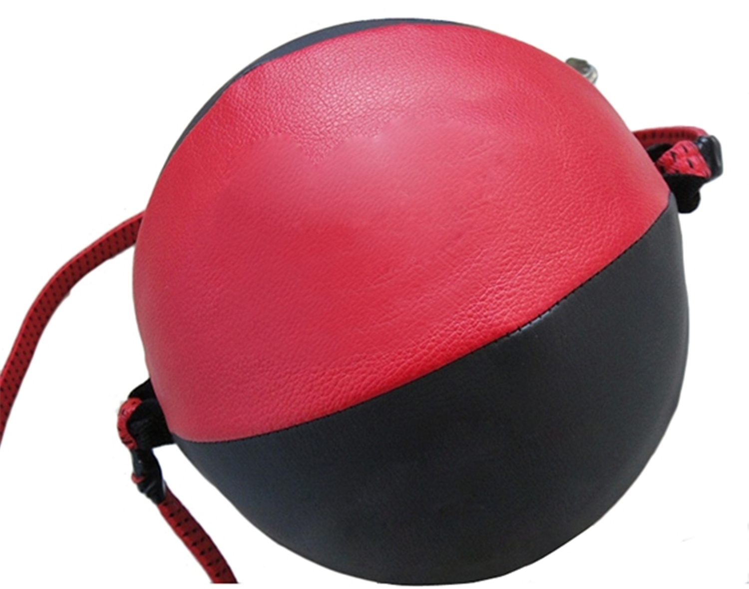 Jo.In End MMA Boxing Training Gear Punching Speed Ball Bag (Red)