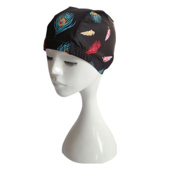 HEMAT Juga Meishan Fashion Wanita Dengan Rambut Panjang Wanita Topi Kain Topi Renang Topi Renang TERBAIK