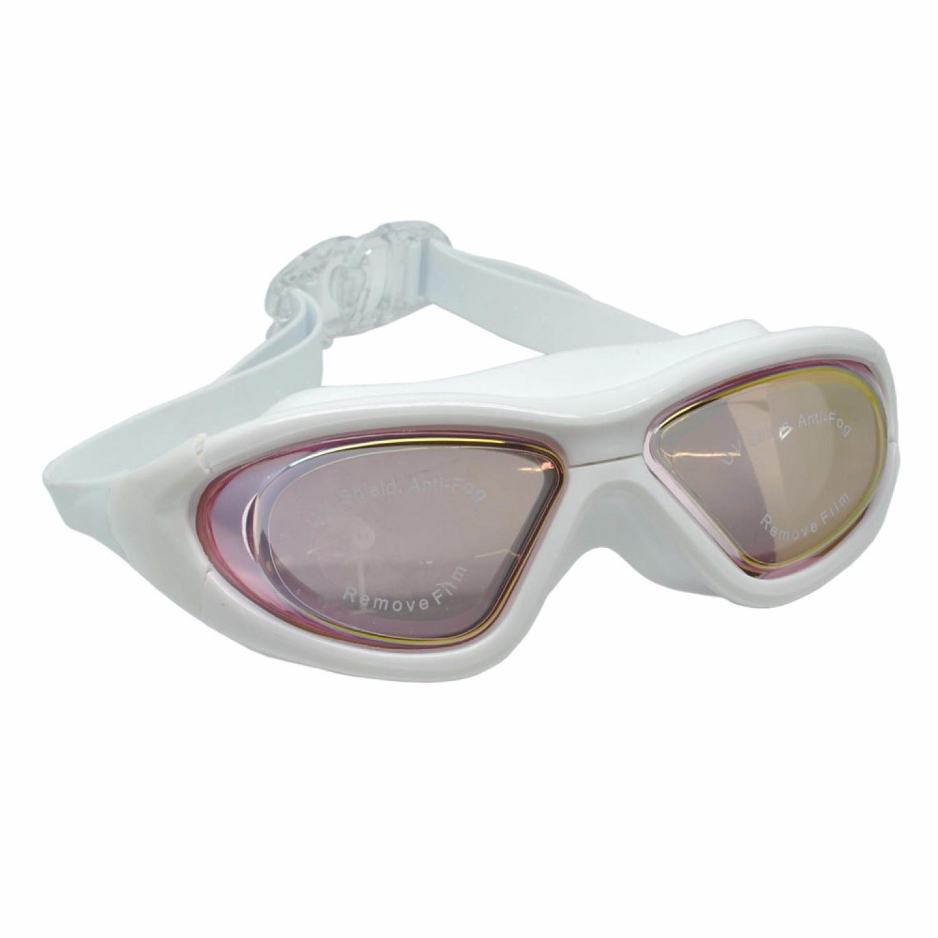 Kacamata Renang Dewasa Big Frame Anti Fog UV Protection Swimming goggles Adult Ruihe .