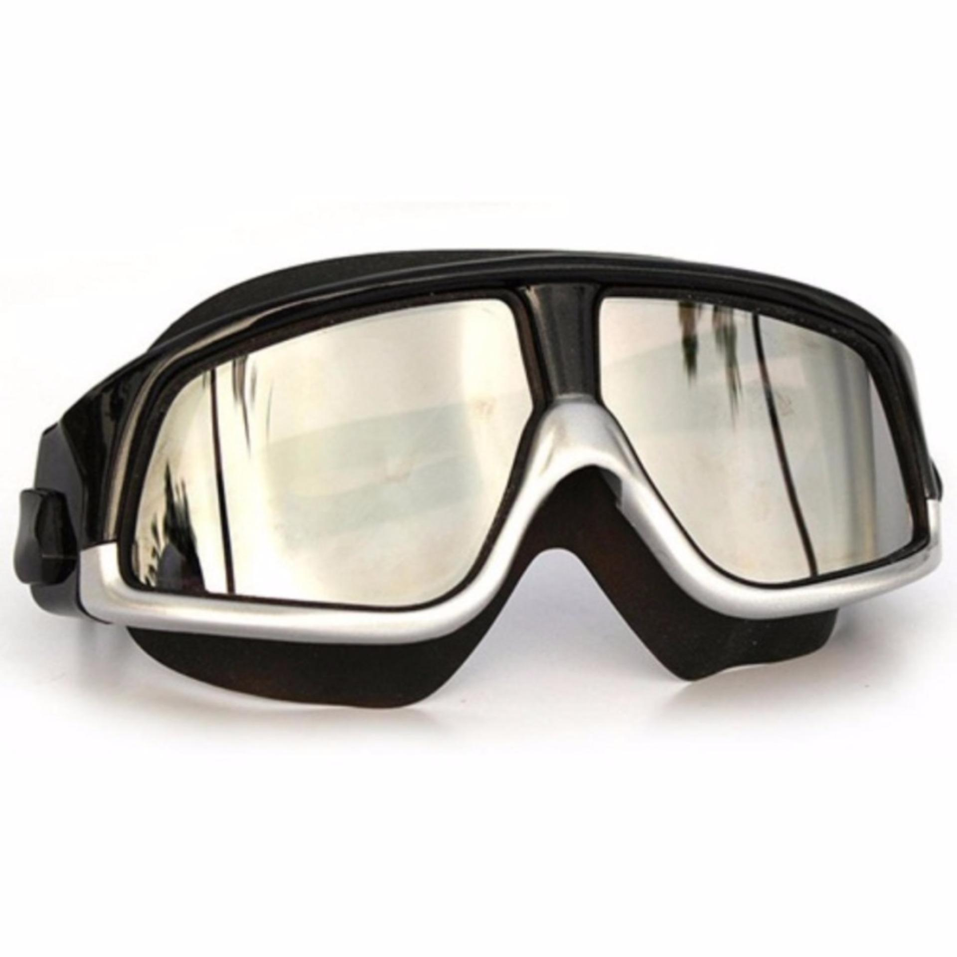 Kacamata Renang Polarizing Anti Fog UV Protection GOG-300 s5125 - Silver .