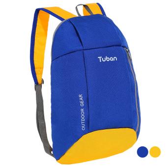 Kebugaran untuk pria dan wanita ringan tas kulit tahan air tas sekolah tas ransel