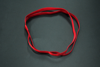 REVIEW Kebugaran Yoga Silikon Non-slip Karet Rambut Headband MURAH