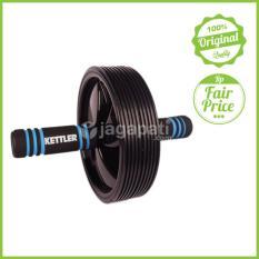 Kettler - Double Wheel Execiser - Black/Blue