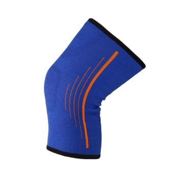 Jual Kneecap Outdoor Playing Basketball Riding Bicycle Sports Knee Pads Brace - Intl Murah