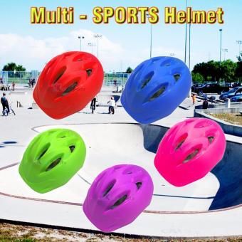 ... Kokasport Helm Sepatu Roda Anak   Helm Sepeda Anak - 4 42d6cfdff4