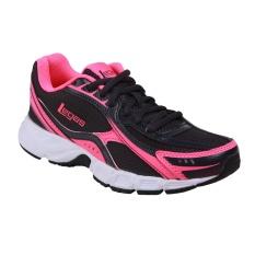 League Legas Series Ark 13 LA W Sepatu Lari Wanita - Nine Iron Pink Flash c873704755