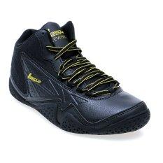 League Levitate Sepatu Basket - Black-Dandelion
