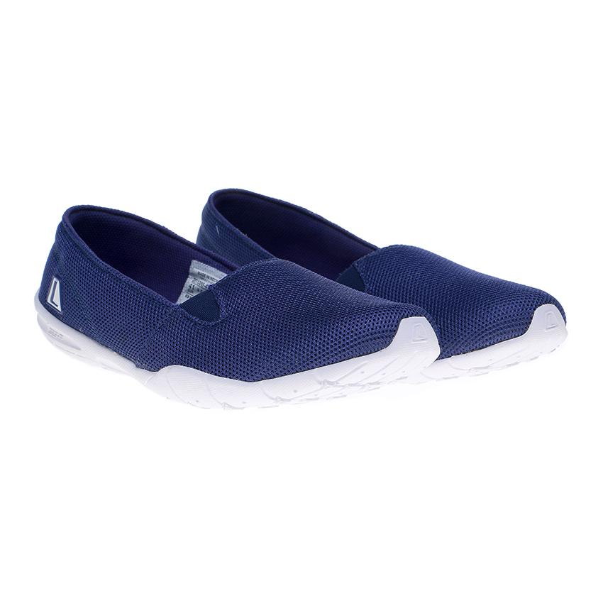 Belanja murah League New Rena Sepatu Sneakers - Navy Blue-Putih ... 218f6e17e0
