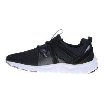 League Poste Sepatu Training - Hitam-Putih - 4