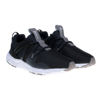 League Poste Sepatu Training - Hitam-Putih - 5