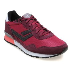 League Strive M Sneakers - Beet Red- Port Royale