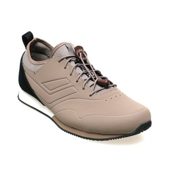 Jual League Vault Commuter Sneakers - Fossil-Black-White Online ... 6d9ee745b9