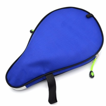... Lightning Power-Nylon Table Tennis Racket Case Bag Cover Pingpong Paddle Bag with Front Pocket