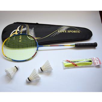 Harga Penawaran LONGLIVE Ultralight Karbon Raket Badminton Penawaran Source · Harga Penawaran LONGLIVE 5U cahaya hantu