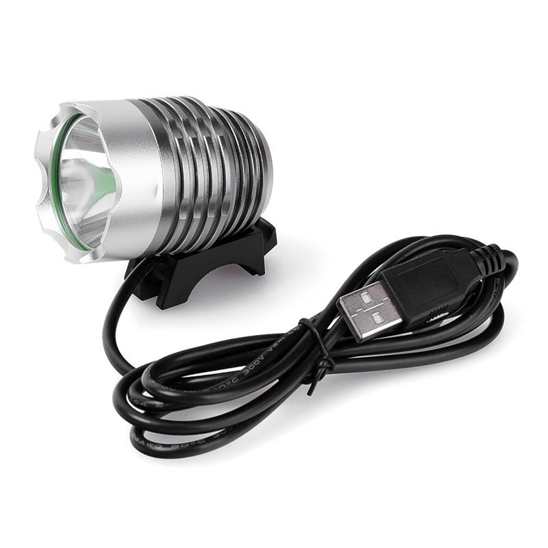 ... LoveSport 2500 lumen Cree XM-L T6 LED USB lampu Depan Sepeda ...