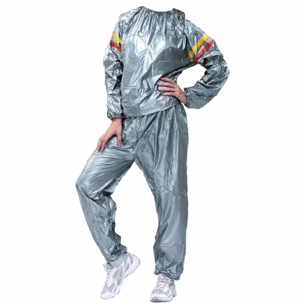 lucky sport sauna suit baju